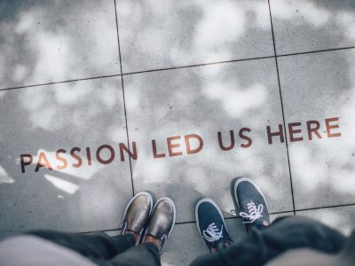 Take your side hustle full-time with passion